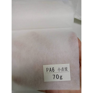 Nylon Spunbond Nonwoven Fabric PA6/PA66 For Car Seat